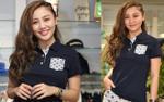 Văn Mai Hương làm người mẫu xuất hiện bên mỹ nam đúng ngày 'định mệnh'
