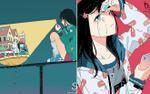 Bộ tranh về hiện thực cuộc sống khiến những người bị trầm cảm cũng phải e sợ bởi quá chân thực và trần trụi