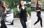 Lý do quần leggings trở thành vật bất ly thân của Nữ hoàng phòng gym Son Naeun