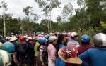 Hiện trường thảm án kinh hoàng 3 người tử vong nghi bị sát hại trong nghĩa địa ở Bình Định