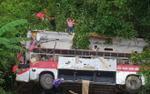 Tạm giữ tài xế xe khách lao xuống vực khiến 4 người chết, 16 người bị thương