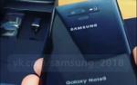 Sát ngày ra mắt, Galaxy Note9 bất ngờ lộ diện rõ nét trong video mở hộp