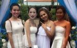 Sự thật bức ảnh ba cô gái trang điểm kinh dị đi ăn cưới bạn thân đang lan truyền trên mạng xã hội