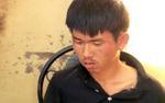 Nam thanh niên dùng dao chặt dừa chém xối xả chủ quán rồi cướp vòng vàng và xe máy