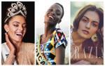 Mỹ nhân da màu từng vượt mặt Huyền My bất ngờ tiến sâu vào top 8 Hoa hậu của các Hoa hậu