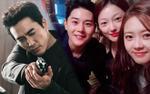 Vừa 'chia xa' L (Infinite), Go Ara rủ Kim Dong Joon (ZE:A) nhậu nhẹt - khán giả bất ngờ 'gọi hồn' Song Seung Hun