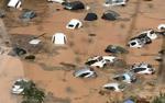 Hết cháy rừng, Hy Lạp lại oằn mình với mưa lũ kinh hoàng