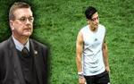 Chủ tịch LĐBĐ Đức Reinhard Grindel thừa nhận sai lầm sau khi bị Mesut Oezil 'tố' phân biệt chủng tộc