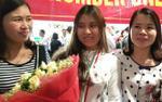 Hoa khôi đất Cảng giành Huy chương vàng Olympic Sinh học quốc tế: 'Không có gì để tiếc nuối'