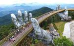 Cầu Vàng ở Đà Nẵng tiếp tục được 'cơn mưa lời khen' trên tạp chí uy tín nước ngoài