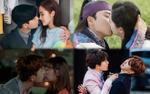 Không chỉ Park Min Young, Park Seo Joon còn loạt cảnh hôn 'ướt át' với 5 người tình màn ảnh khác