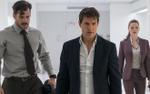 Tom Cruise và Henry Cavill giúp 'Mission Impossible: Fallout' vươn lên dẫn đầu doanh thu Bắc Mỹ