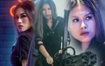 'Cô nàng ngổ ngáo' Ngọc Thanh Tâm hóa sát thủ máu lạnh, quyết tâm trở thành 'đả nữ' của màn ảnh Việt