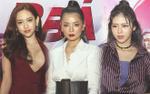 Thúy Vi khoe ngực khủng, Liz - Hạ Anh kín đáo bên dàn diễn viên trẻ 'Trường học bá vương'