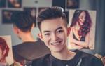 Chàng trai vẽ chân dung sao Việt nhận học bổng thời trang Italy