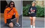 Chán style bốc lửa, Quỳnh Anh Shyn mặc 'quần đua xe đạp' giống công nương Diana khẳng định độ sành mốt