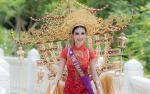 'Chùa Một Cột' 15 kg của Phan Thị Mơ khiến loạt trang phục dân tộc của dàn đối thủ lép vế