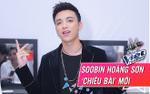 Soobin Hoàng Sơn: Nhiều 'chiêu bài' nhưng vẫn dè chừng cặp đôi Hồ Hoài Anh - Lưu Hương Giang
