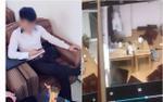 Nam thanh niên thừa nhận phát tán clip cặp đôi 'mây mưa' trong quán trà sữa, hứa bồi thường 30 triệu đồng