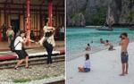 Loạt ảnh chứng minh 'chân lý': Là phụ nữ, đừng bao giờ nên đi du lịch một mình!