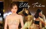 Mỗi lần gái 2 con Elly Trần khoe dáng là thiên hạ được dịp 'mòn mắt' ngắm nhìn