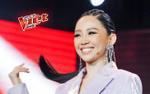 """Những """"chiêu trò"""" độc đáo của Tóc Tiên trên sàn đấu trí The Voice 2018"""