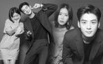 Cha Eun Woo (ASTRO) và Lim Soo Hyang siêu đáng yêu trong bộ ảnh quảng bá cho phim 'My ID is Gangnam Beauty'