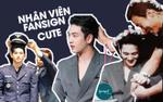 Tất tần tật fandom Kpop đều cần một anh staff kiểu mẫu như của NU'EST W thế này!