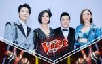 Bộ tứ quyền lực The Voice 2018 'xúng xính váy áo' mang cá tính riêng xuất hiện ở Liveshow 2