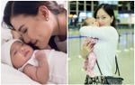 Gia đình sao Việt 24h: Thúy Diễm đang vô cùng mê con, Lan Phương rạng rỡ sau sinh