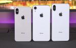 Video trên tay cực đẹp của iPhone 6.1 inch, iPhone X Plus và iPhone X