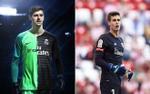 Chelsea bán Courtois cho Real để phá kỷ lục mua thủ môn