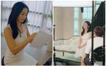 Kim Tae Hee bất ngờ đăng ảnh 'tự sướng' đập tan tin đồn béo - xấu sau sinh con