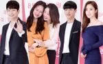 Họp báo 'Lovely Horribly': Eunjung khoe đường cong gợi cảm, Song Ji Hyo tình tứ ôm ấp Choi Yeo Jin