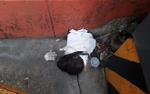 Philippines: Cả khu phố náo loạn vì 'vật lạ' giống đầu người vứt trong khe tường