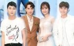 Jun Phạm, B Trần và dàn sao đến dự 'đám cưới' của S.T Sơn Thạch và Jang Mi