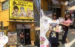 Quán mỳ ramen ở Nhật Bản hút khách vì từ nhân viên đến đầu bếp đều là các cô gái siêu gợi cảm