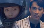 Krystal lái moto cực ngầu trong teaser phim 'Player' đóng cùng Song Seung Heon