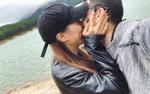 Huỳnh Anh 'khóa môi' bạn gái trong chuyến phượt Đà Lạt bằng mô tô