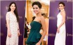 Tham gia sự kiện cùng Hoa hậu H'Hen Niê và Mâu Thuỷ, Nam Em bỗng hoá dịu dàng đến lạ