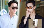 Park Seo Joon đi dép xỏ ngón 'đụng độ' con nhà tài phiệt đời thực Henry Lau tại sân bay