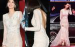 Xuất hiện xinh đẹp vô ngần nhưng mọi người chỉ mải nhìn vào… vòng 3 của YoonA