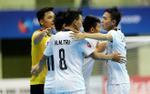 Bị thua ngược, CLB Thái Sơn Nam ngậm ngùi về nhì giải futsal châu Á