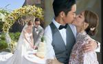 Toàn cảnh đám cưới cổ tích của tài tử TVB Trịnh Gia Dĩnh và hoa hậu Hongkong Trần Khải Lâm tại Bali