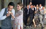 Mã Quốc Minh, Lê Diệu Tường cùng dàn sao TVB 'quẩy' nhiệt tình trong hôn lễ Trịnh Gia Dĩnh