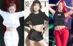 Hoa mắt với cơ bụng săn chắc của 8 'nữ thần' nhà SM: BoA, Seulgi (Red Velvet), Luna (F(x))…