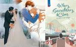 Tiểu thuyết 'Thư ký Kim' tiếp tục kể câu chuyện sau đám cưới và về những người con của cặp vợ chồng phó chủ tịch Lee