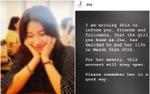Hé lộ nguyên do tự tử của nữ nhân viên YG: Kiệt sức do làm việc quá độ