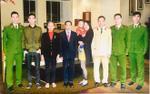 5 anh em trong một gia đình nghèo đều lần lượt đậu vào lực lượng vũ trang