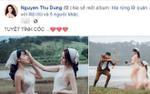 Bị Cục nghệ thuật chú ý, Á hậu Thư Dung có đang thách thức dư luận khi hào hứng đăng nguyên bộ ảnh thiếu vải ở Tuyệt Tình Cốc?
